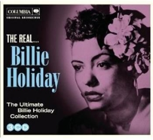 Holiday Billie - Real... Billie Holiday in the group Julspecial19 at Bengans Skivbutik AB (686393)