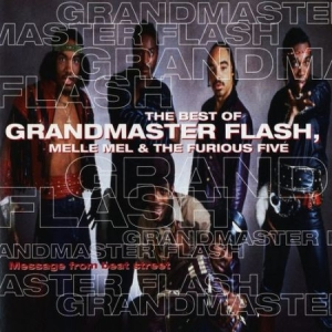 Grandmaster Flash, Melle Mel & The Furious Five - Best Of - IMPORT in the group Campaigns / Polar Music Prize at Bengans Skivbutik AB (688765)
