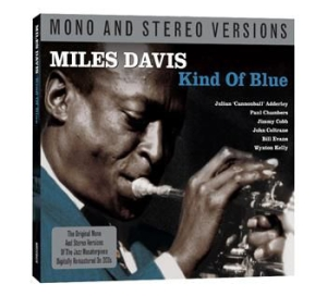 Miles Davis - Kind Of Blue Mono  & Stereo in the group CD / Jazz/Blues at Bengans Skivbutik AB (698589)