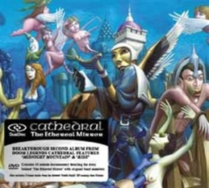 Cathedral - Ethereal Mirror Dualdisc in the group MUSIK / Dual Disc / Hårdrock/ Heavy metal at Bengans Skivbutik AB (760004)