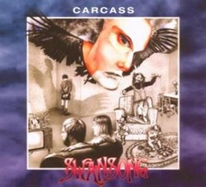 Carcass - Swansong Dualdisc in the group MUSIK / Dual Disc / Hårdrock/ Heavy metal at Bengans Skivbutik AB (760057)