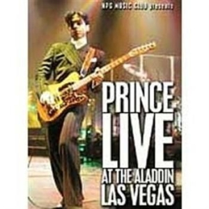 Prince - Live At The Aladdin In Las Vegas in the group OTHER / Music-DVD & Bluray at Bengans Skivbutik AB (806148)