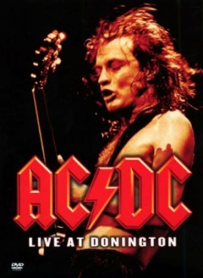 AC/DC - Live At Donington in the group Campaigns / BlackFriday2020 at Bengans Skivbutik AB (807047)