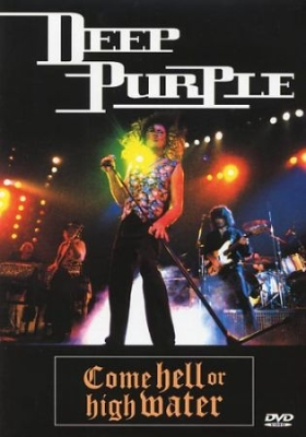 Deep Purple - Come Hell Or High Water in the group OTHER / Music-DVD & Bluray at Bengans Skivbutik AB (820917)