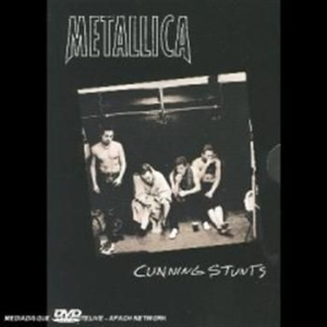 Metallica - Cunning Stunts in the group OTHER / Music-DVD & Bluray at Bengans Skivbutik AB (880419)