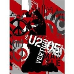 U2 - 2005 Vertigo Live From Chicago 2005 in the group OTHER / Music-DVD & Bluray at Bengans Skivbutik AB (881903)