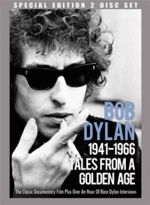Dylan Bob - 1941-1996 Tales From A  Golden Age in the group OTHER / Music-DVD & Bluray at Bengans Skivbutik AB (882104)