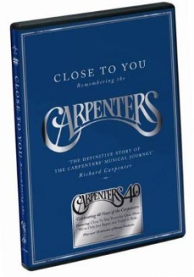 Carpenters - Close To You:Remembering The C in the group OTHER / Music-DVD & Bluray at Bengans Skivbutik AB (883742)
