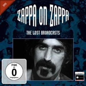 Frank Zappa - Lost Broadcasts in the group CD / Rock at Bengans Skivbutik AB (885976)