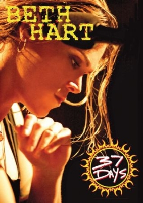 Beth Hart - 37 Days (Dvd) in the group OTHER / Music-DVD & Bluray at Bengans Skivbutik AB (886159)