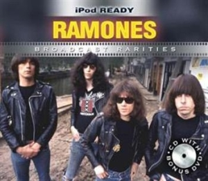 Ramones - Broadcast Rarities (Dvd+Cd) in the group OTHER / Music-DVD & Bluray at Bengans Skivbutik AB (888760)