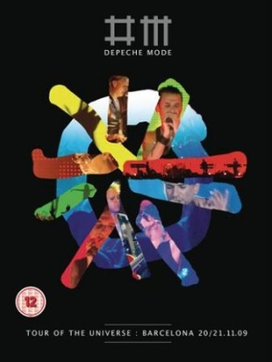 Depeche Mode - Tour Of The Universe: Barcelona 20/ in the group OTHER / Music-DVD & Bluray at Bengans Skivbutik AB (890318)