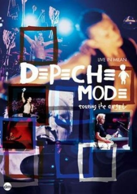 Depeche Mode - Touring The Angel: Live In Milan in the group OTHER / Music-DVD & Bluray at Bengans Skivbutik AB (890319)