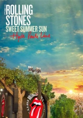 Rolling Stones - Sweet Summer Sun - Hyde Park Live in the group Minishops / Rolling Stones at Bengans Skivbutik AB (890599)