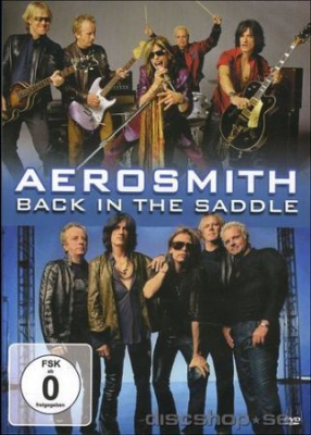 Aerosmith - Back In The Saddle in the group OTHER / Music-DVD & Bluray at Bengans Skivbutik AB (890611)