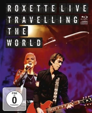 Roxette - Live Travelling The World in the group MUSIK / DVD+CD / Pop at Bengans Skivbutik AB (913005)
