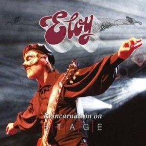 Eloy - Reincarnation On Stage (Live) 2 Cd in the group CD / Pop at Bengans Skivbutik AB (947416)