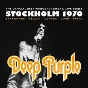 Deep Purple - Stockholm 1970 in the group Julspecial19 at Bengans Skivbutik AB (994255)