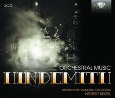 Hindemith - Orchestral Music