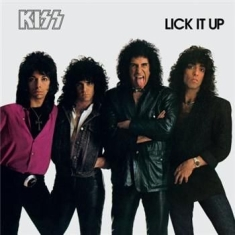 Kiss - Lick It Up (Vinyl)