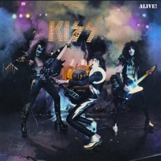 Kiss - Alive (Vinyl) IMPORT