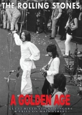 Rolling Stones - A Golden Age  (Dvd Documentary)
