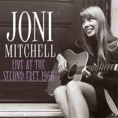 Joni Mitchell - Live The Second Fret 1966  - Live R