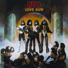 Kiss - Love Gun (Vinyl) IMPORT