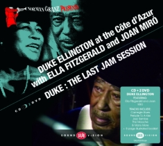 Ellington Duke - At Cote D'azur/Last Jam Session (2D