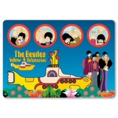 Beatles - Sub & portholes Mouse mat
