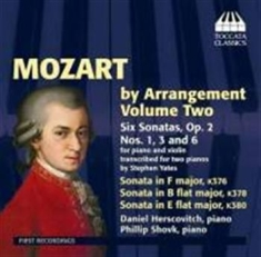 Mozart - Piano Sonatas Vol 2