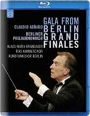 Claudio Abbado - Gala From Berlin (Blu-Ray)