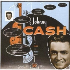CASH JOHNNY - With His Hot & Blue..