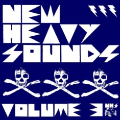 Various - New Heavy Sounds Vol. 3 (RSD 2014)