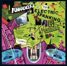 Funkadelic - Electric Spanking Of War Babies (+B