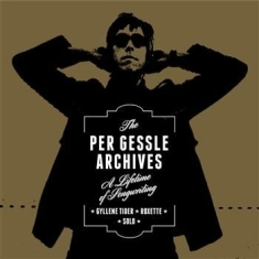 Per Gessle - The Per Gessle Archives (10 Cd+1 Lp