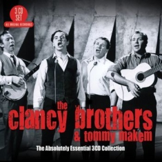 Clancy Brothers & Tommy Makem - Absolutely Essential