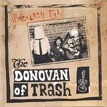 Wreckless Eric - Donovan Of Trash