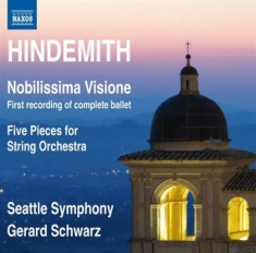 Hindemith - Noblissima Visione
