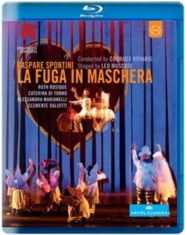 Spontini - La Fuga In Mascera (Blu-Ray)