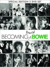 Bowie David - Becoming Bowie - Documentary 2 Disc