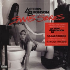 Action Bronson - Saaab Stories Produced By Harr
