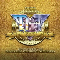 Tnt - 30Th AnniversaryLive In Concert Cd