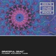 Grateful Dead - Dick's Picks 16:Fillmore 11/8/69