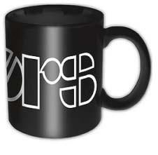 The Doors - Logo Black Boxed Mug