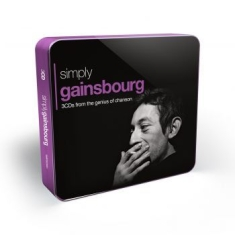 Serge Gainsbourg - Simply Gainsbourg