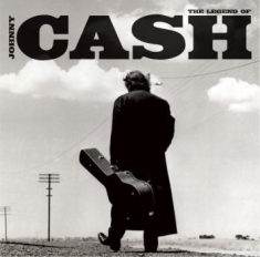 Cash Johnny - Legend Of Johnny Cash (2Lp)