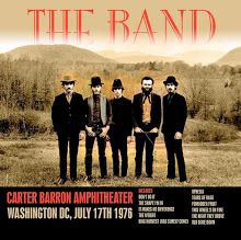 Band - Carter Barron, Amphitheater, 1976