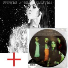 Paket Spiders - Shake Electric + Vinyl 7 Pic disc