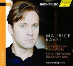 Ravel - Piano Works